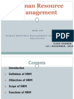 17. Human Resource Management