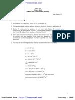 Cbse Class 12 Sample Paper 2019 20 Physics