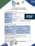 Guía de Actividades y Rúbrica de Evaluación – Fase 8 – Evaluación