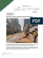 20191112 Main Street to Provide an Enhanced Pedestrian Experience v2 Pcl 1 Final