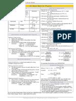 Basic Math for Physics