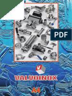 VALVOINOX Catalogo Generale