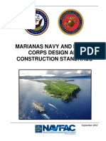 Marianas Navy and Marine Corps Design and Construction Standards