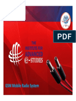 Tel 104 GSM Radio System