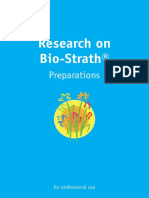 Research bio stratch