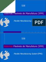 SFM - Sistemas Flexíveis de Manufatura