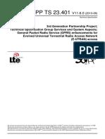 3GPP TS 23.401 V11.6.0 (2013-06)
