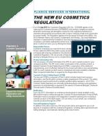 EU Cosmetics Regulation