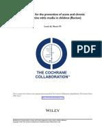 Antibiotik OMSK (Cochrane)