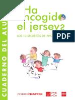 ¿HA ENCOGIDO EL JERSEY 6-8 AÑOS ALUMNO