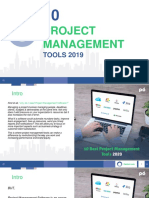 10 Project Management Tools