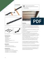 Plafon racit agent termic sistem umed