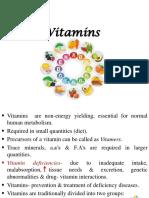 Vitamins Mani