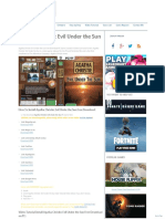Agatha Christie_ Evil Under the Sun Free Download « IGGGAMES
