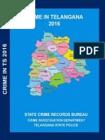 Crime in Telangana