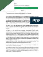 Reglamento Del Servicio de Becas Para Estudiantes de La Escuela Superior Politécnica de Chimborazo Actualizado a 2019