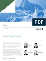 Peru Statista Country Report 2019