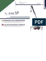 Manuale C350SP