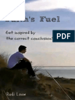 Faith's Fuel - Rudi Louw