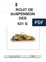 447 S - Circuit de Suspension Des 631G