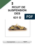 447 S - Circuit de Suspension Des 631G