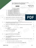 Computer Architecture & Organization