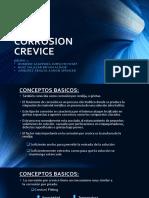 CORROSION CREVICE ( FALTAS TU AARON XD).pptx
