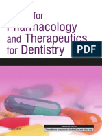 MCQs for Pharmacology &Therapeutics for Dentistry.pdf