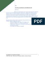 Sociales Octubre Definitivo 2009