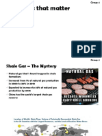 Shale Gas - An Operations Perspective