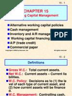 Chapter 17 Finance