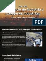 Geografia - Indústrias
