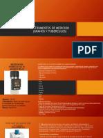 Instrumentos de medición (granos y tubérculos)