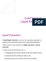 CHEM3002 5 Liquid Extraction