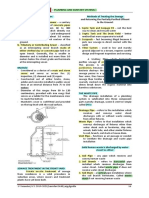 Handout 6 Classification of Sanitray Sewer