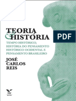 Teoria e História José Carlos Reis