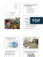 Lecture Biodiversity