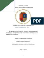 La Comunicacion Del Sector Inmobiliario en Perio GARCIA VILLACIEROS VICTORIA