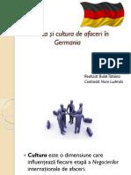 Eticheta Și Cultura de Afaceri În Germania