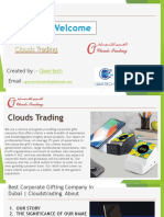 Premium corporate gifts in UAE | Cloudstrading