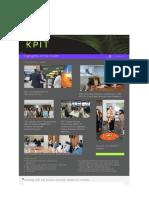 KPIT October 19_Newsletter