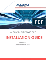 C1n Installation Guide