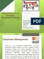 Spe546 Collaborativeactivity Classroommanagementtheories 150119151900 Conversion Gate02