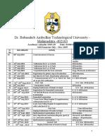 A C 2019 20 Odd Semester Table F