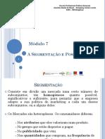 segmentação apresentação