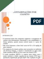 1 CONTAMINAÇÕES POR CIANETO.pptx