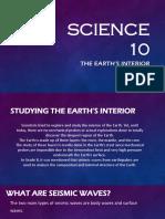 Grade 10 Science Seismic Waves