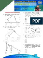 Cuarta Semana Matematica II