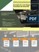 AULA MAGNA-ACONDICIONAMIENTO ACUSTICO..pptx