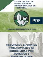 CHARLA LICENCIAS URB. CON DECRETOS 097 DE 2006 Y 1469 DE 2010.ppt